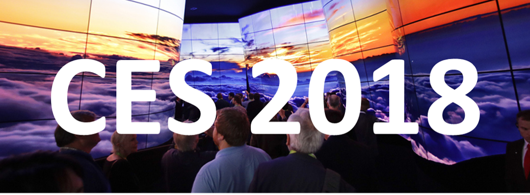 VMI's CES 2018 Highlights: Global Innovations